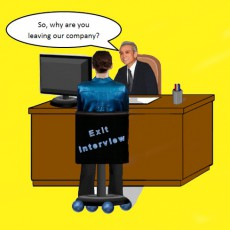 Exit Interview – A challenge for Employees