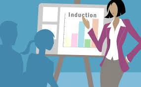 Induction process for new employees