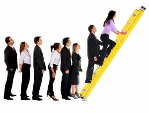 Secret to Climb the Career Ladder