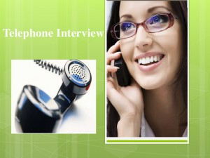 Telephonic Interview Round