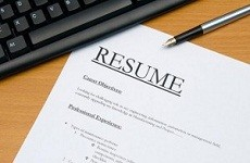 Reflect your creativity in Resume!